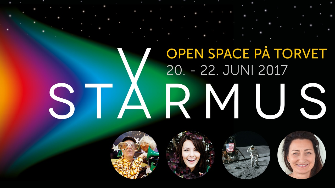 Starmus in the city - Koordinator for Starmus Byprogram 2017Markedsføring for Starmus Byprogram 2017