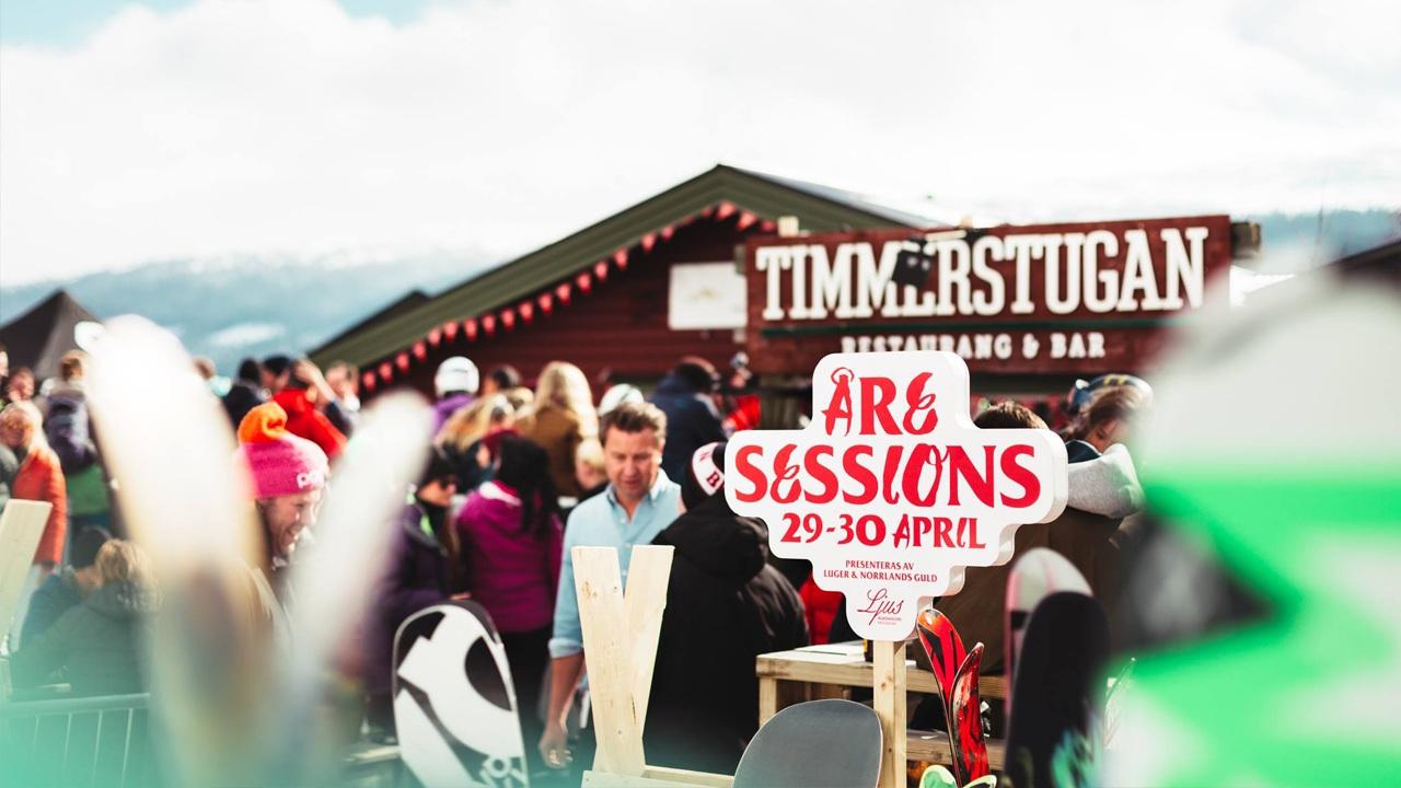 Åre Sessions - Presse og markedsføring i Norge for Åre Sessions 2017 og 2018