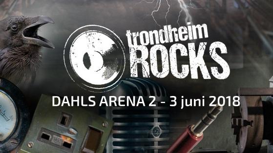 Trondheim Rocks - Arenautvikling, opprigg av publikum- og VIP-områder.