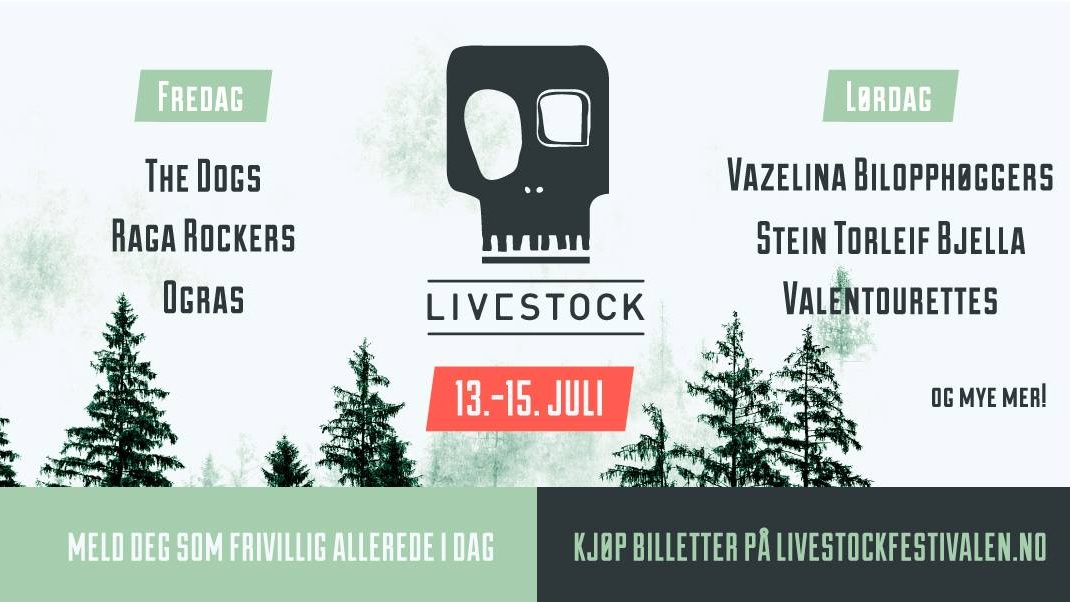 Livestock - Digital strategi, pressestrategi og webside 2019