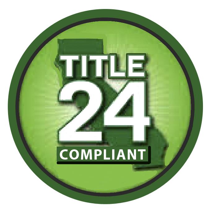 Title 24 Compliant