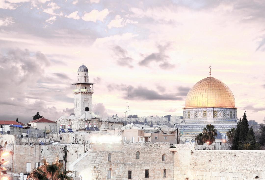 ISRAEL! - #HolyLandExperience