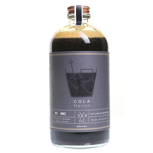 3/4 OZ - Handcrafted Cola 500ml