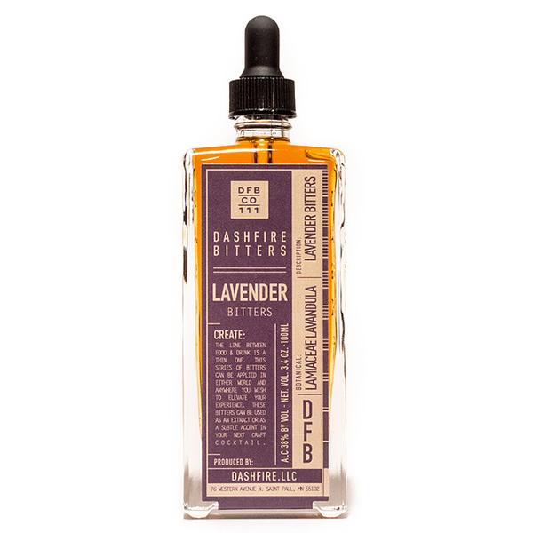 Dashfire - Lavender Bitters 100ml