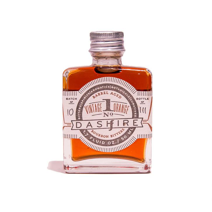 Dashfire - Barrel Aged Vintage Orange Bitters 50ml