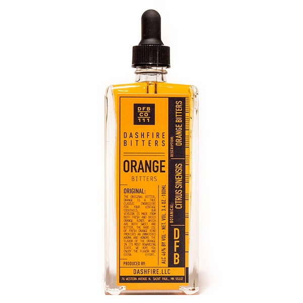 Dashfire - Orange Bitters 100ml