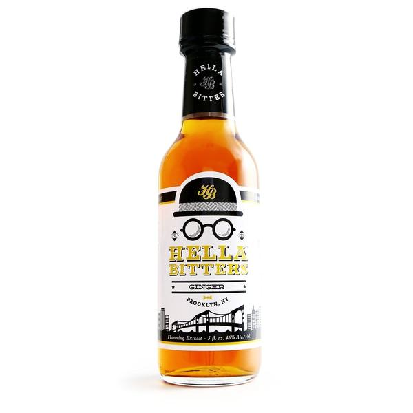 Hella Cocktail Co. - Ginger Bitters 148ml