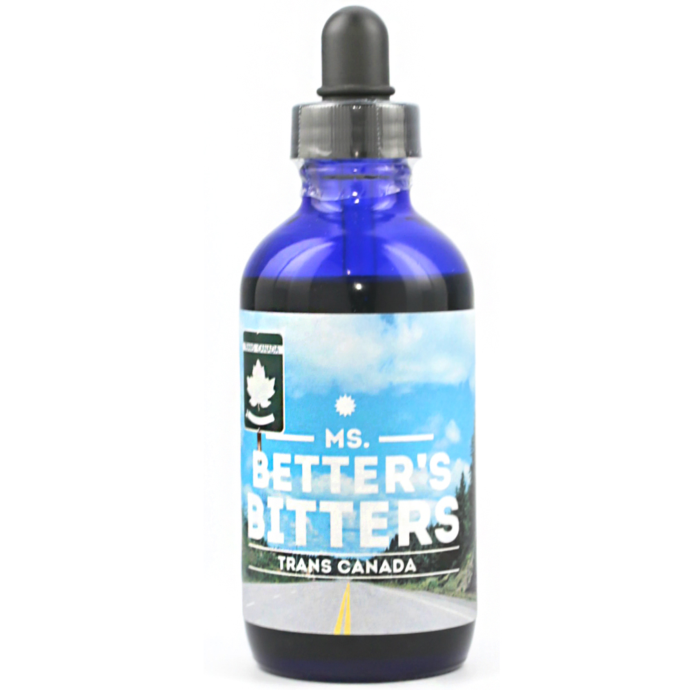 Ms Better's Bitters - Trans Canada 118ml