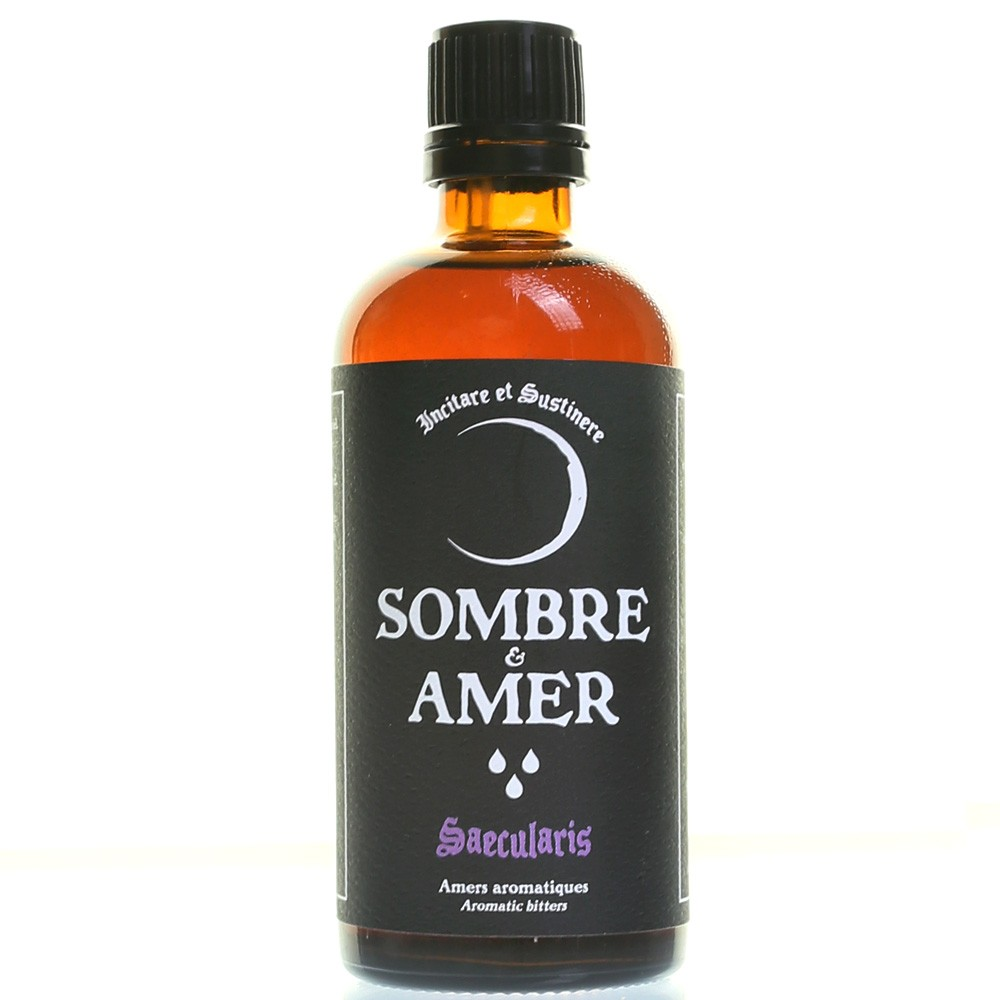 Sombre & Amer - Saecularis Aromatic Bitters 100ml
