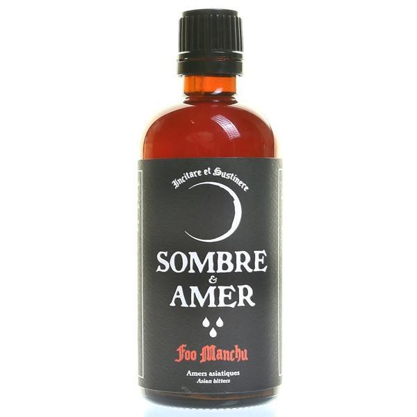 Sombre & Amer - Foo Manchu Asian Bitters 100ml