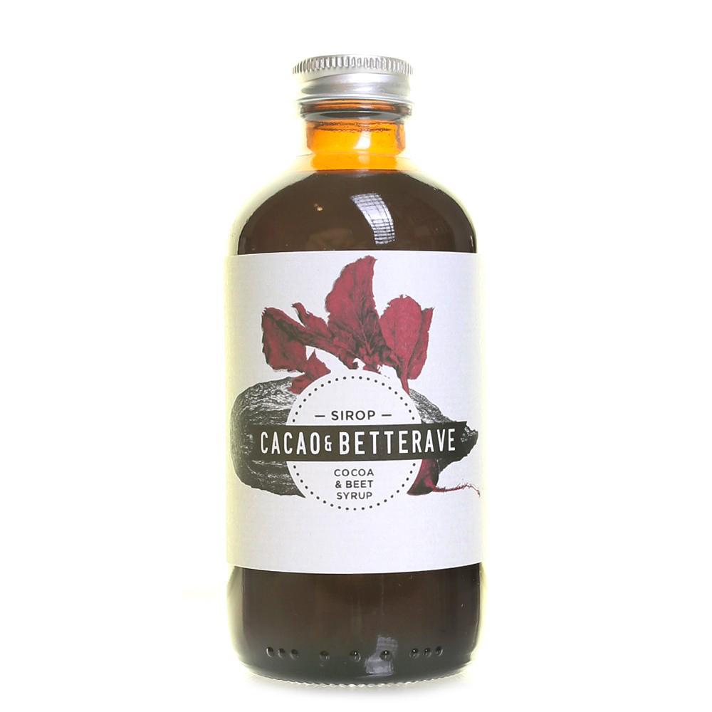 Les Charlatans - Cocoa & Beets Syrup 235ml