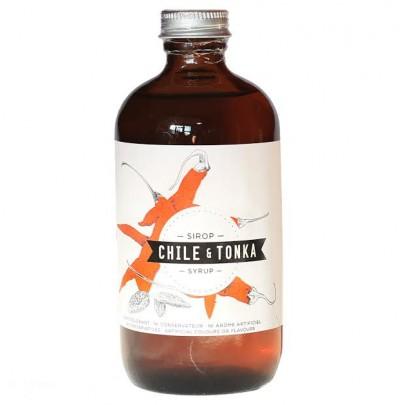 Les Charlatans - Chile & Tonka Syrup 235ml
