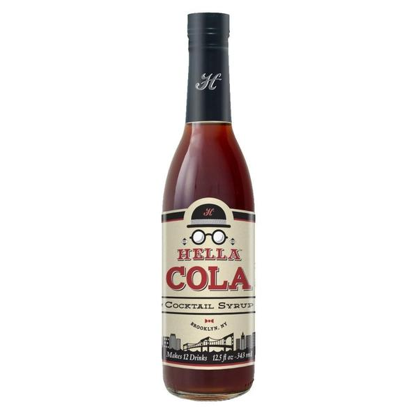 Hella Cocktail Co. - Cola Cocktail Syrup 343ml