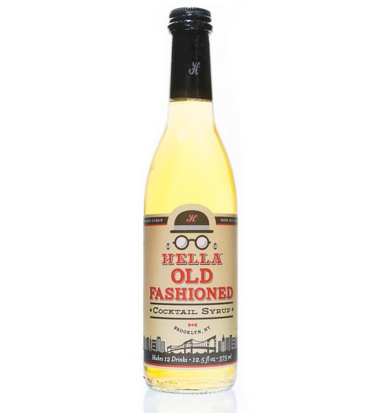 Hella Cocktail Co. - Old Fashioned Cocktail Syrup 343ml