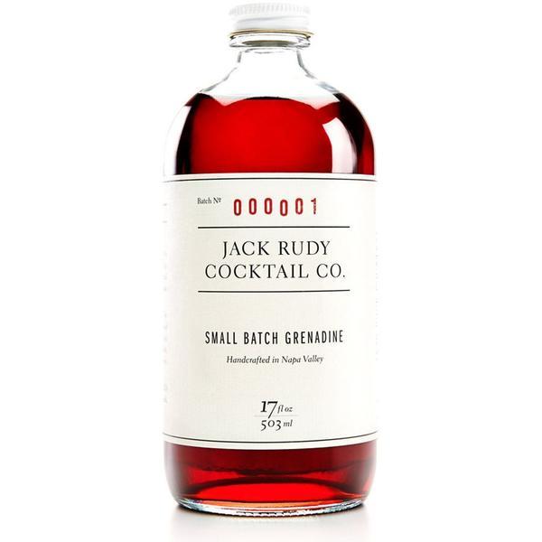 Jack Rudy - Grenadine Syrup 500ml