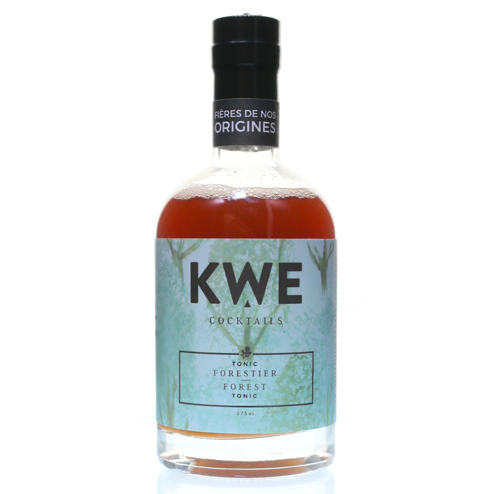 Kwe Cocktails - Forester Tonic Syrup 375ml