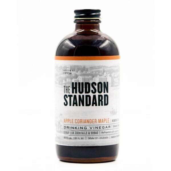 Hudson Standard - Apple Coriander Shrub 355ml