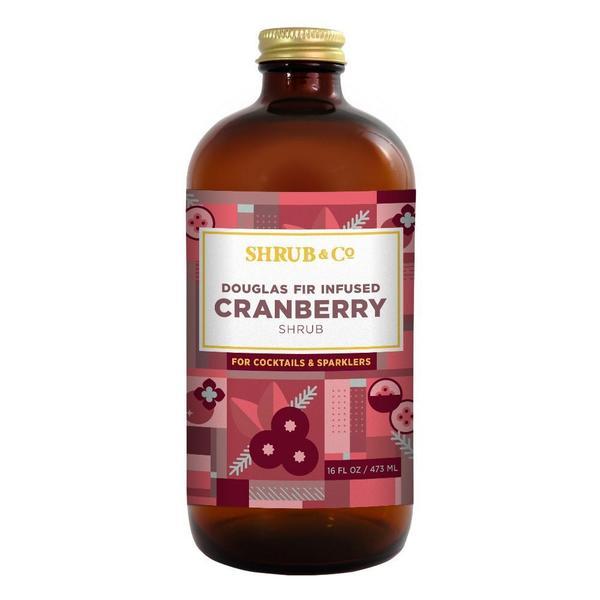 Shrub & Co - Cranberry & Douglas Fir 473ml