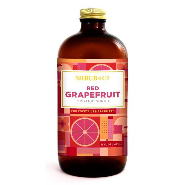 Shrub & Co - Grapefruit 473ml