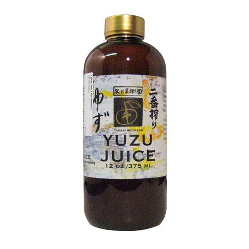Yakami Orchard - Yuzu Juice 375ml