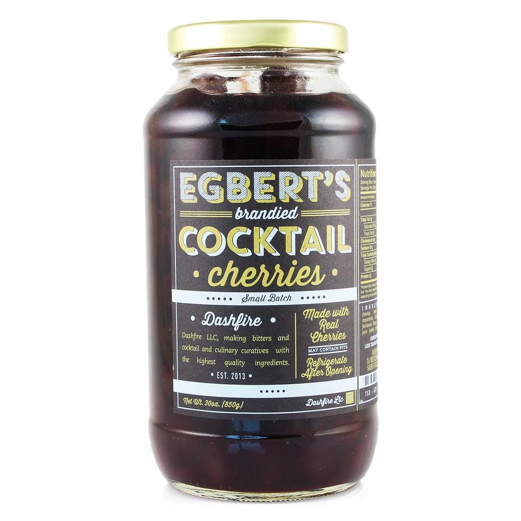 Dashfire - Egbert's Brandied Cherries 887ml