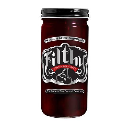 Filthy Food - Black Cherries 236ml