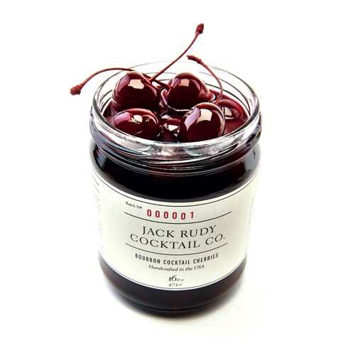 Jack Rudy - Bourbon Cocktail Cherries 473ml