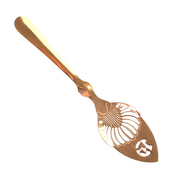 Absinthe Spoon - Toulouse Lautrec Copper