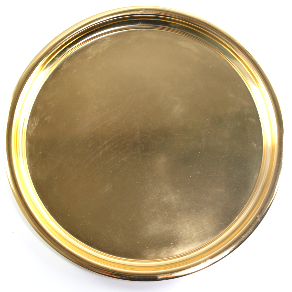 Absinthe Tray - Large Gold