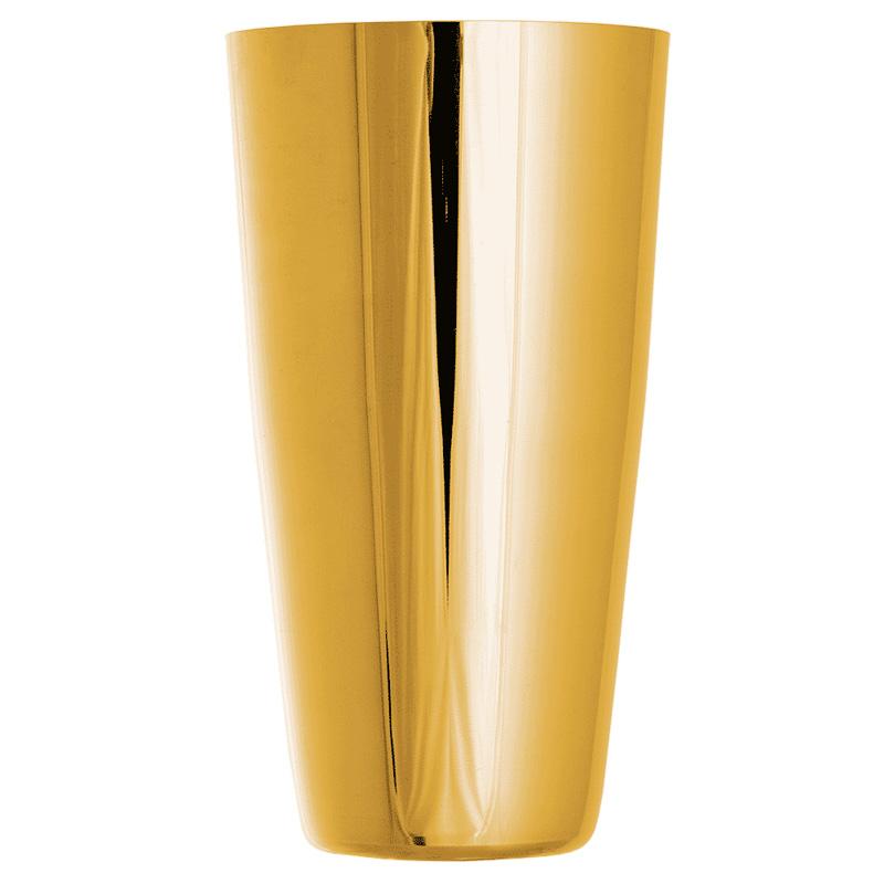 Boston Shaker - Large Gold 28oz