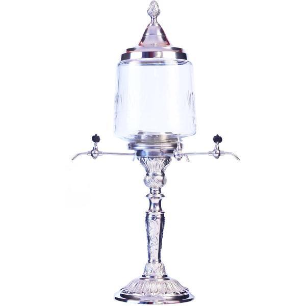 Absinthe Fountain - Belle Epoque Silver
