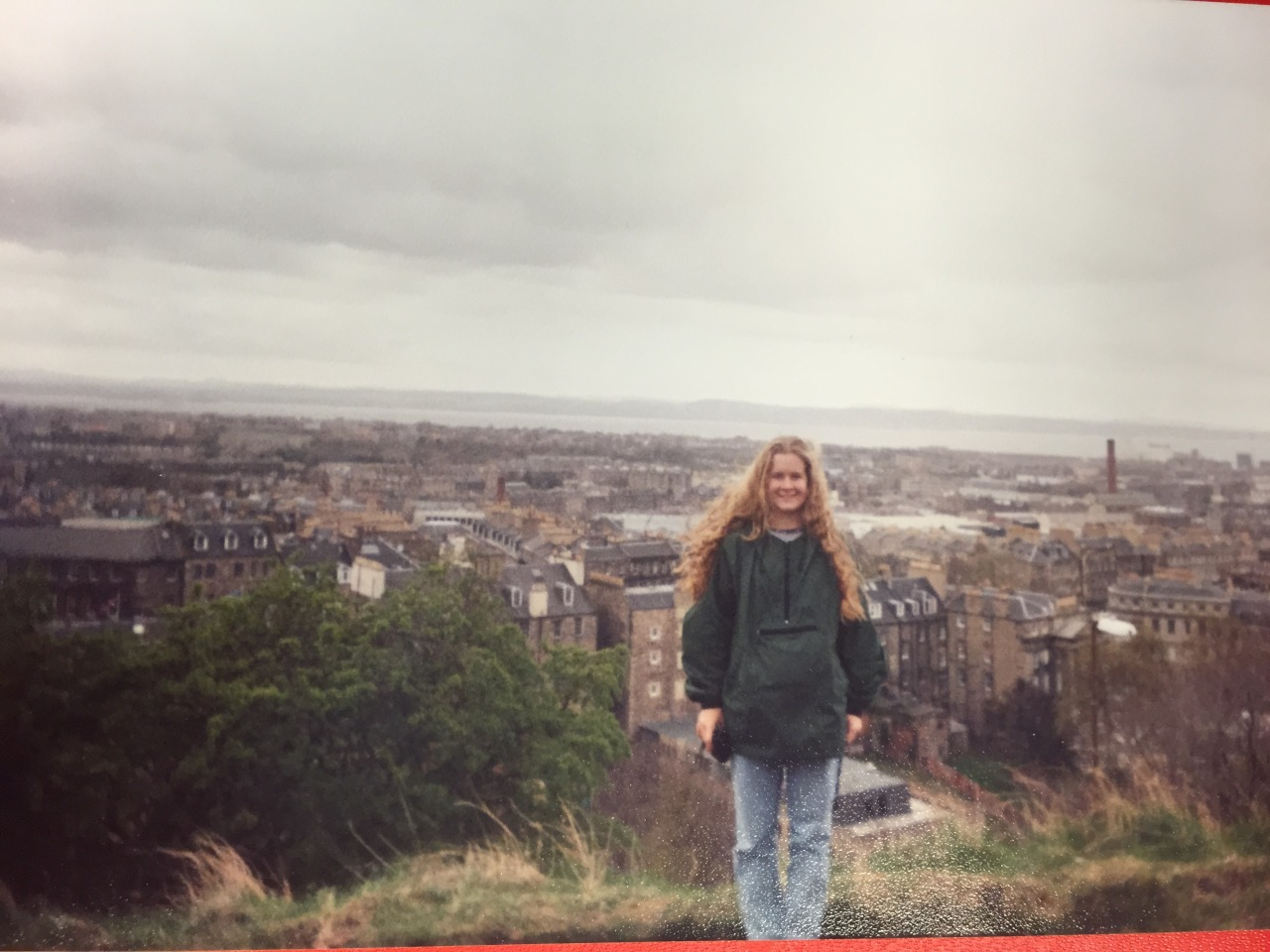 """The Next Great Adventure  My first trip abroad in 1997, pictured above, began with a stop in Edinburgh, Scotland. I was 16 in that photo. On that trip, I also visited London and Paris. All connections in Europe were made via train and it was a trip I will never forget because I was so young and fresh and had been dreaming about traveling internationally for years.  Fast forward to 2015 and I've planned and purchased all of the essential elements for my trip in May. The focus of this trip is Latvia and Lithuania. I depart the United States on May 11, in the evening, and return in the evening on May 22. It will be the longest trip I've been on since my self-funded, graduation trip to Europe in 2003. It will also be the second solo international trip I've ever taken.  My first city is Warsaw, Poland. I fly from Chicago to London Heathrow and then on to Warsaw. When I began planning this trip, I originally was planning to fly into Stockholm, Helsinki, or Copenhagen. Then I started reading The Girl from Krakow and Poland interested me. So I will spend two days in Warsaw before departing for Riga on an early morning. It is a very brief stay, but I am considering this a taste of Poland that will make me want to return. Highlights that I plan on seeing in Warsaw are the  Poster Museum ,the  Chopin Museum , and the  Warsaw Uprising Museum.   Once in Riga, I am there for 3.5 days. I am running the Riga marathon and that will be my main """"sightseeing"""" of the city. I am planning to visit Jurmala, a resort town on the coast of the Baltic Sea that is a short train ride from Riga. To me, going to Jurmala and visiting one of their spas sounds like a great thing to do right after the marathon. I also am looking into a day trip to the Hill of Crosses in Lithuania from Riga but I might just enjoy my time in Riga and Jurmala so that I can really get to know the city. I depart Riga for Vilnius on a Tuesday.  Once in Vilnius, I am there for 3.5 days that I fully intend to pack with sights"""