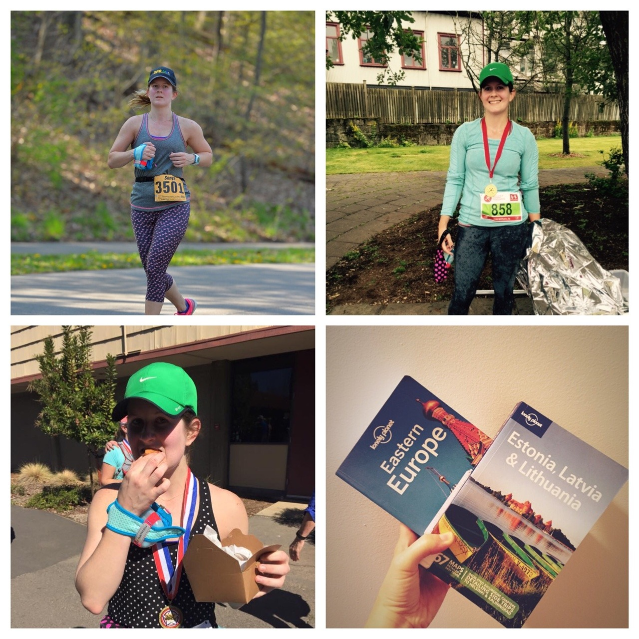 I've mentioned that I am running the Napa Valley Marathon for the second year in a row, on March 6, 2016. I will be in the Bay Area for a little less than a week and I am going with a good friend of mine who is a coworker/friend/race buddy. We do various hobbies together, we like good food and are beer snobs and she is a fantastic runner and qualified for the Boston Marathon in 2016 (twice this year, if we want to split hairs) and we talk nearly every day. I am very excited to be traveling to Napa with her - and I've convinced her that we're conquering our first race in South America together someday in the not so distant future. I am also going to see her at Thanksgiving in Omaha where will be running a trail half-marathon together, naturally. We travel well together and I really don't know anyone else, other than my sister, that I could possibly coerce into run a destination race with me.  But I've rambled on enough, I plan on book-ending my summer in Chicago with trips to Eastern Europe. I am planning a trip to Croatia, Montenegro, and where ever else the spirit moves us, in August. I am very much looking forward to this trip because my travel buddy for this one went to Napa with me last year and we travel well together and I am pretty sure her husband is joining us too. I can't wait for relaxing, exploring, eating, and drinking with these two!  In May, I'm headed to the Baltics, most likely on my own for the entire trip. I registered for what is perhaps the cheapest ($30.54!) marathon in the world in Riga, Latvia. My sister might run the half or attempt her first full and come for the Riga portion of the trip, but she's a teacher so taking off in May is more difficult for her. I'm happy either way, as solo travel is now very comfortable for me. The Balkan nations have fascinated me for awhile and I'm very excited to plan trips to Eastern Europe exclusively for next summer.  Currently, I can't decide upon the full details of this trip at the moment, but I will ha