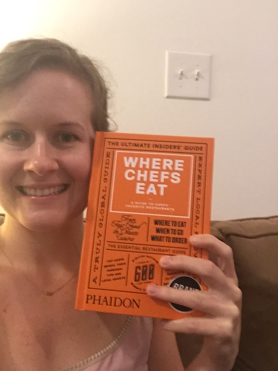 Really can't wait to explore the world using this book!!! #wherechefseat