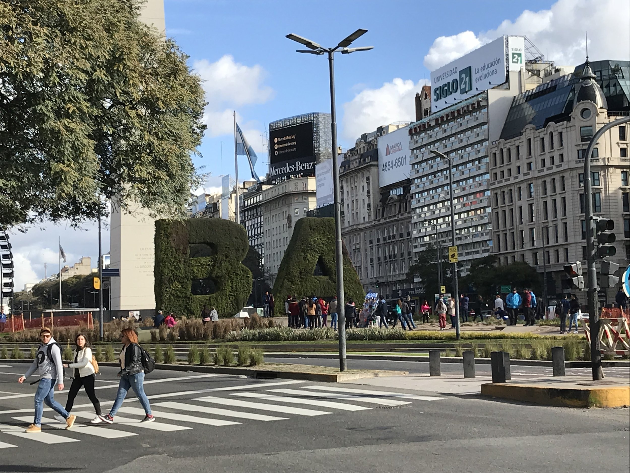 Pretty Buenos Aires.