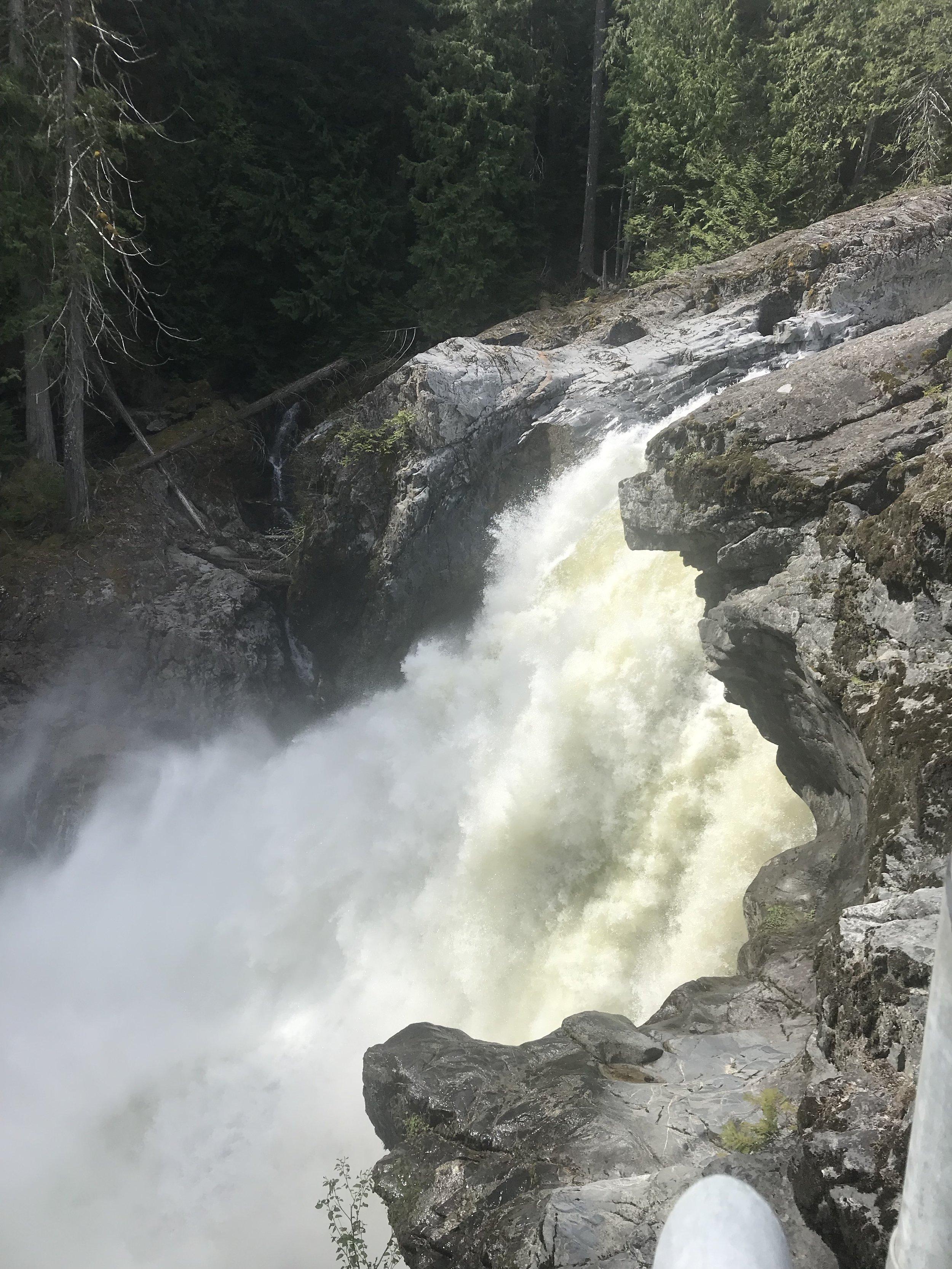 Nairn Falls.