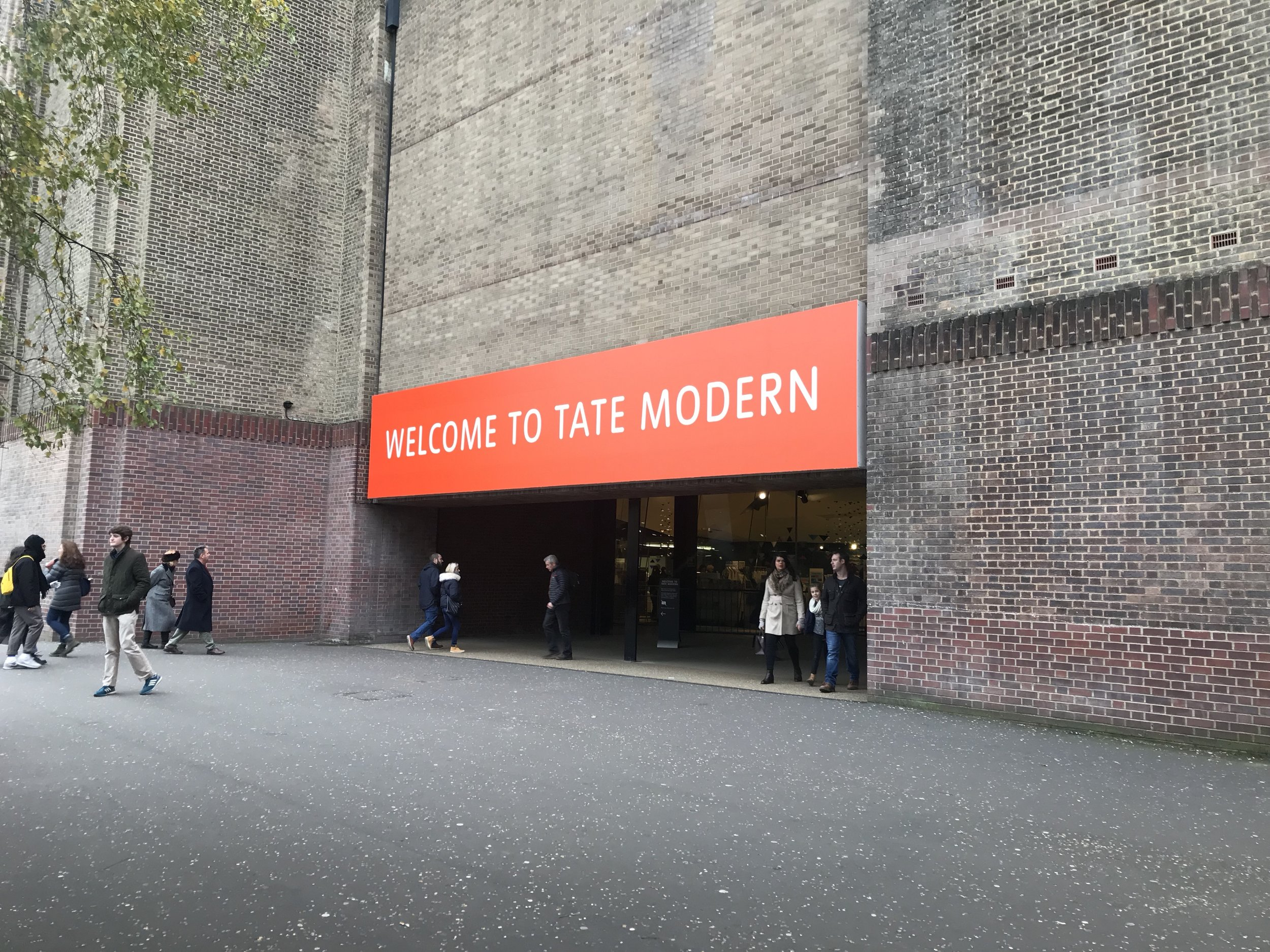 Second stop: a lovely visit to the Tate and a long browse in the gift shops. Museum gift shops are the best.