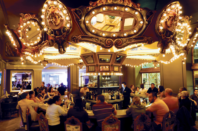 The Carousel Bar. Photo taken from neworleansonline.com.