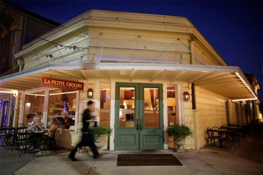 La Petite Grocery in all it's glory. Photo taken from the Urban Dining Guide.