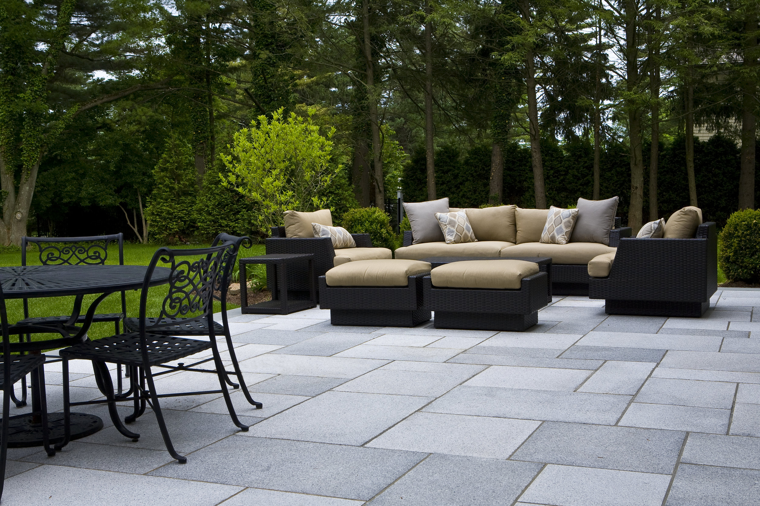 MATERIALS USED: GUILFORD GREY GRANITE