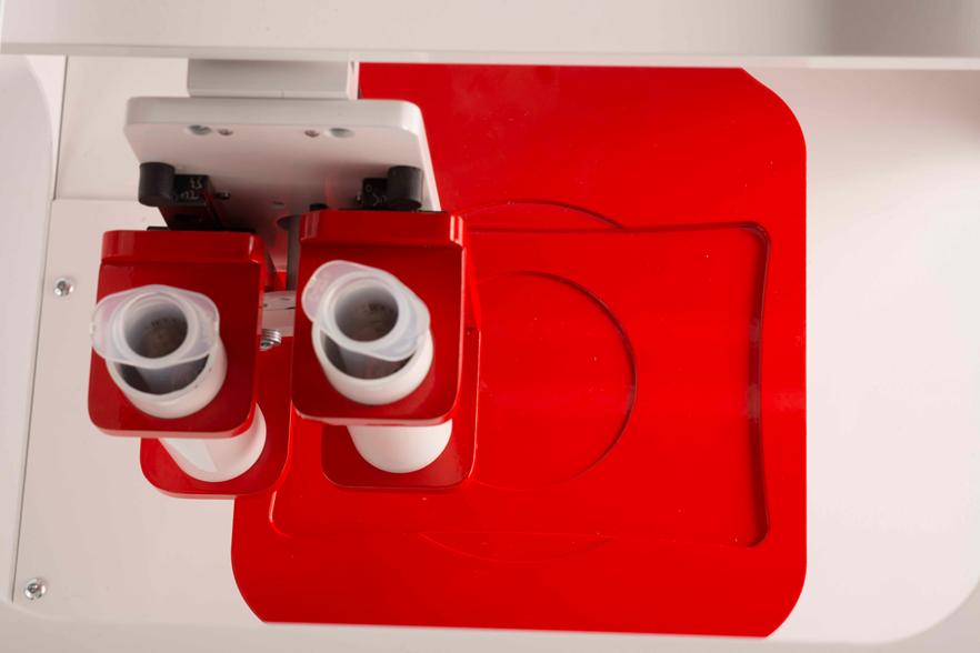 Allevi 2 desktop 3D bioprinter build plate extruders