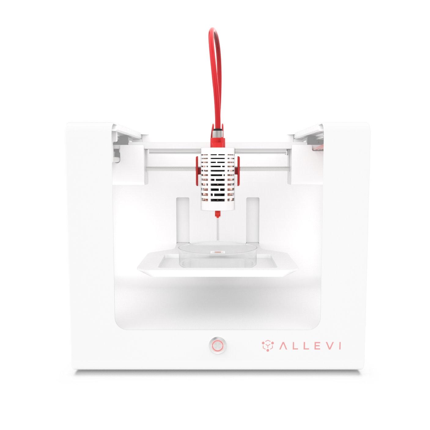 allevi1 bioprinter bioprinting 3d bioprint