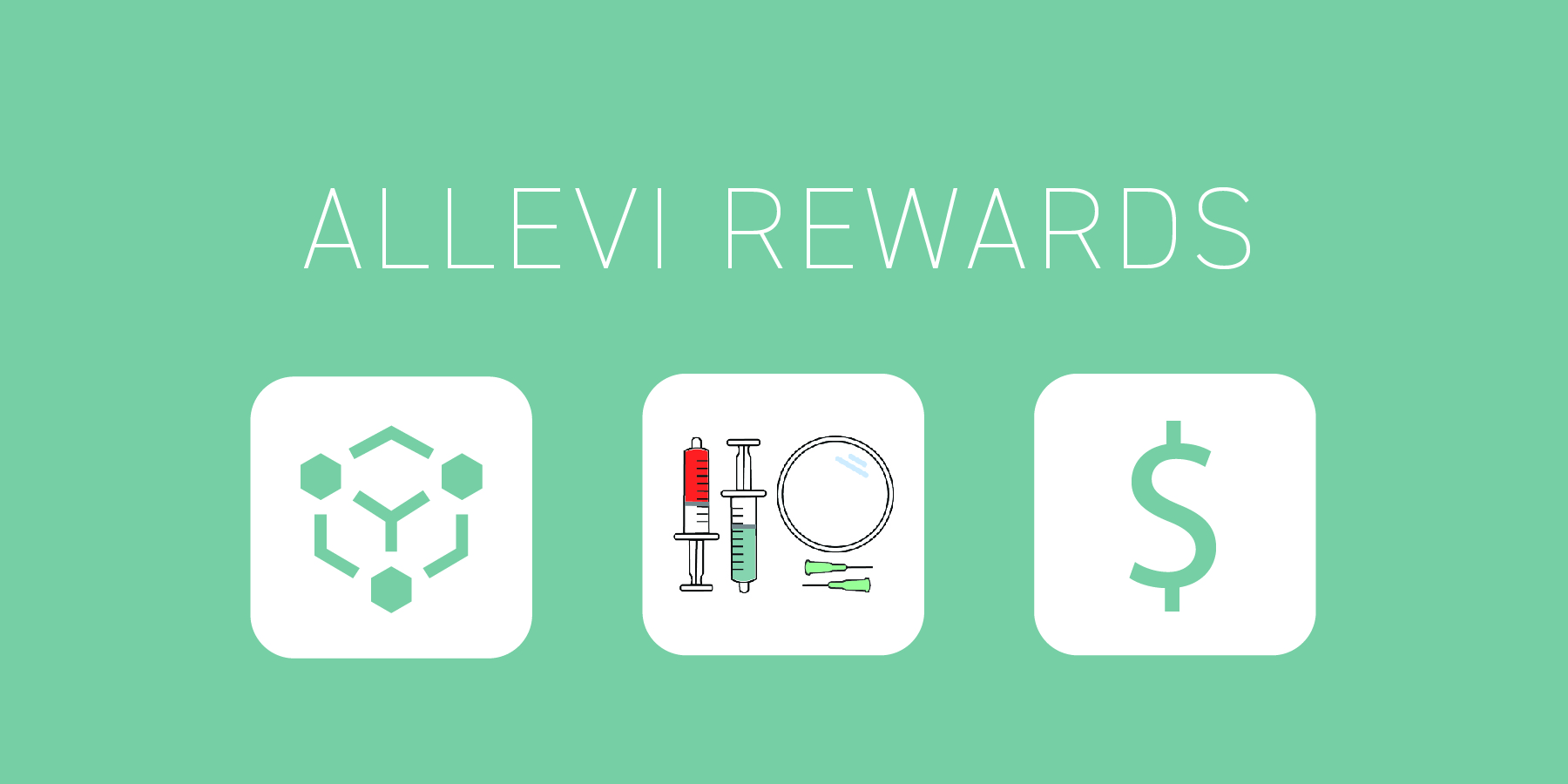 Allevi rewards program