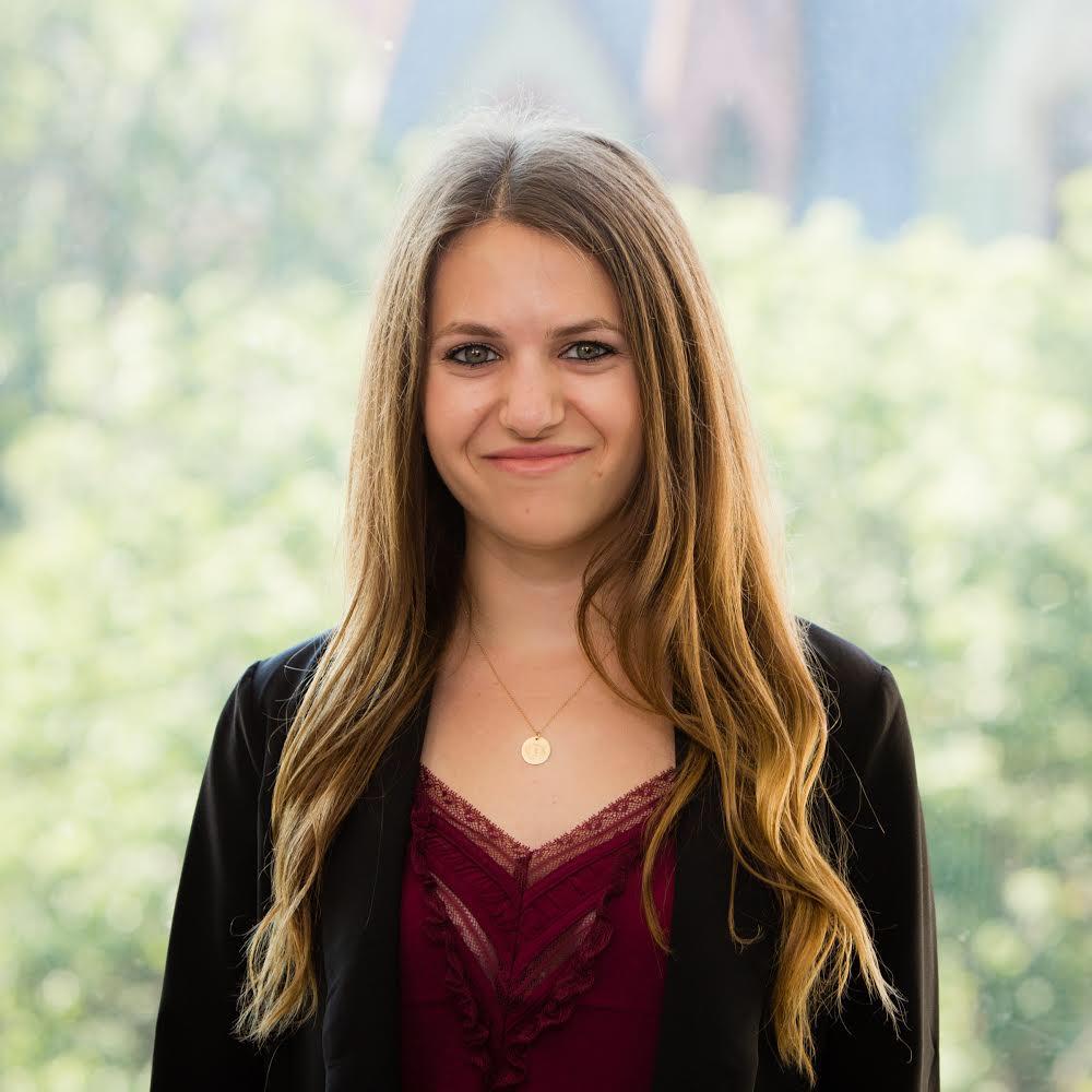 Victoria Fishman - Mechanical Design Engineer
