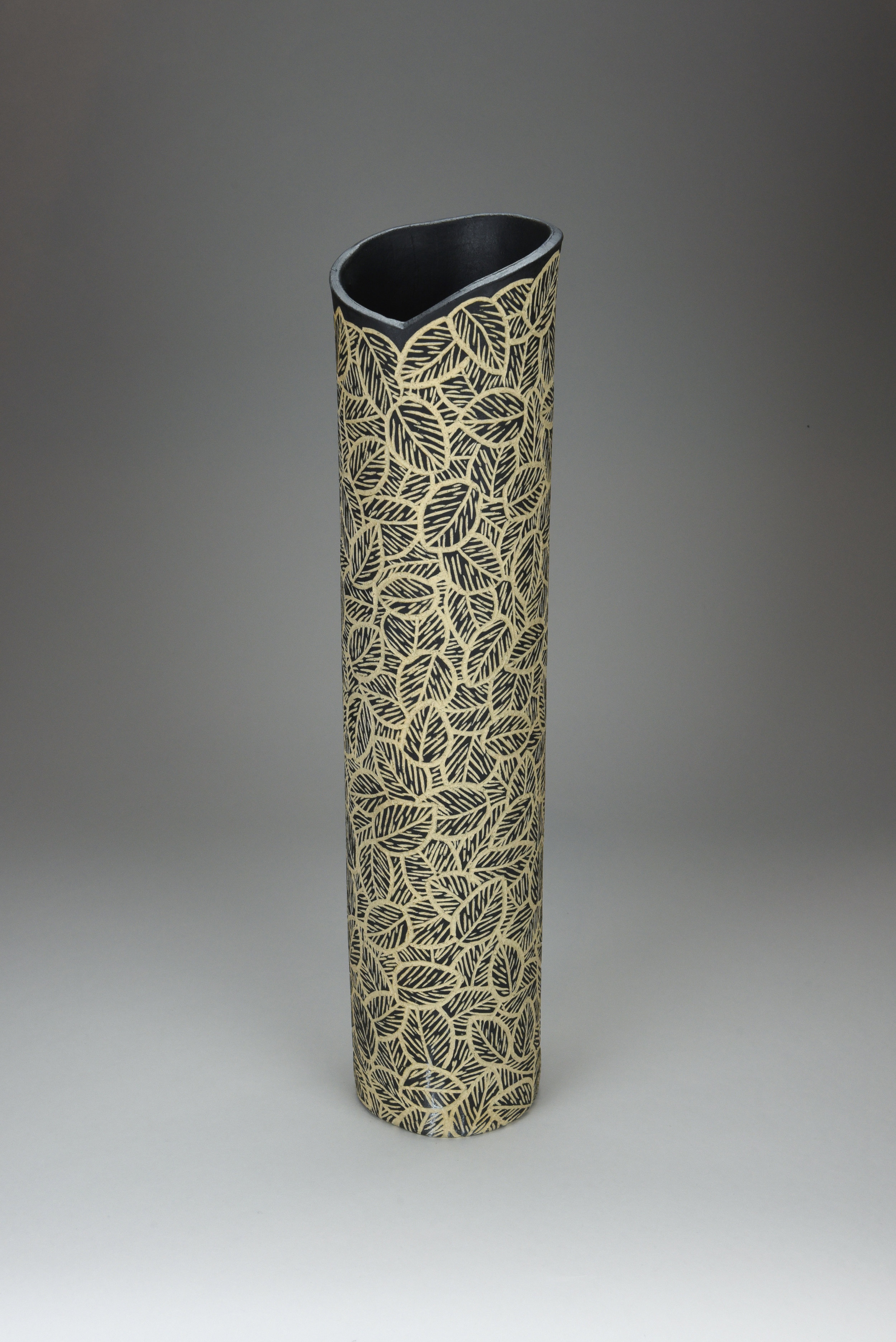 Forest Floor - Sgraffito Carved