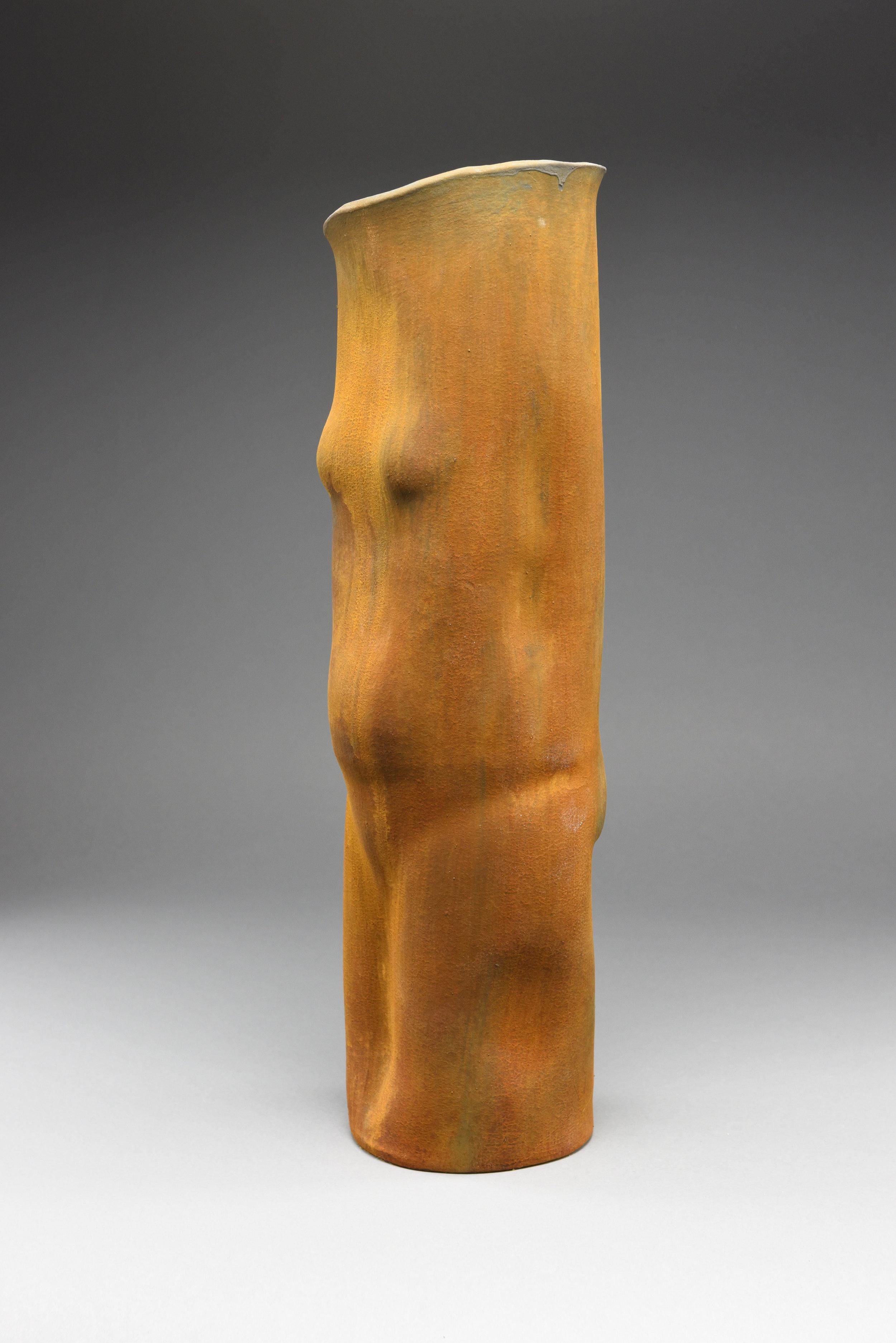 Tall Torso - Rust Finish