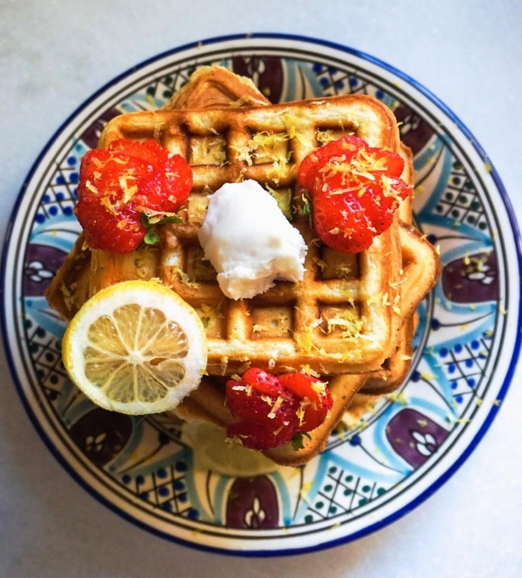 I'M MAKING WAFFLES - Waffle Wednesday is my favorite kinda Wednesday