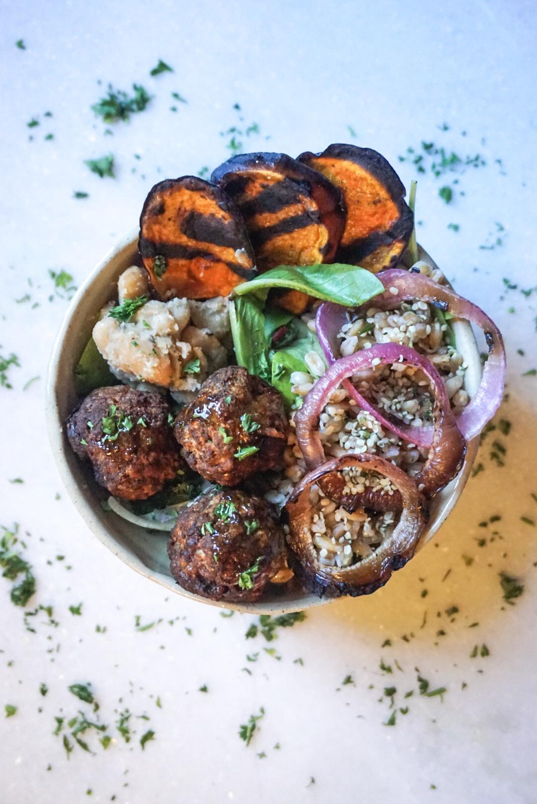 Yia-Yia's Lamb Meatballs - Traditional Greek Village Meatballs!