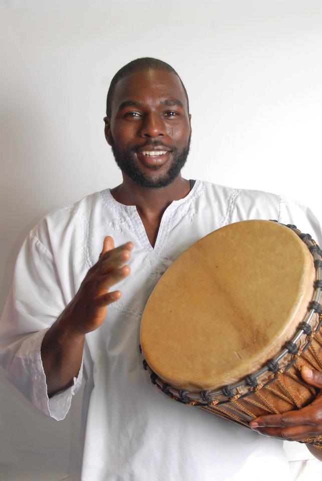 3-3:45PM  Dust Off Your Drum Circle w/ Chris White