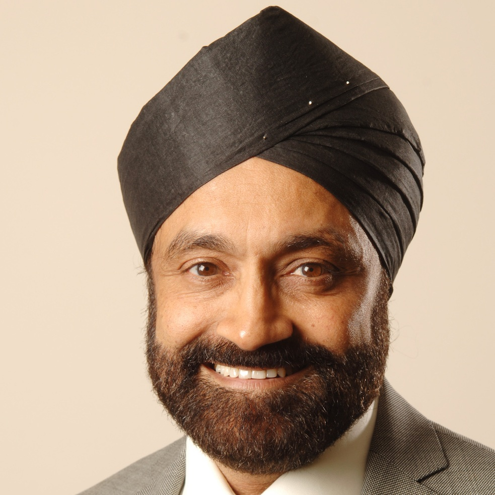 - Sukhpal Singh Ahluwalia is the founder of the Ahluwalia Family Foundation, who have kindly supported our research.